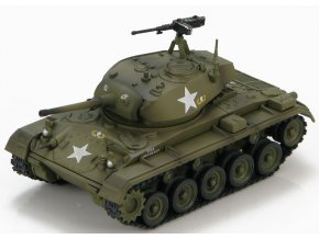 HobbyMaster - M-24 Chaffee,US Army 287th Airborne Regimental Combat Team, 1951, 1/72