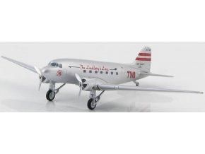 Hobbymaster - Douglas DC-3, TWA Lindbergh Line, NC17323, 1938, 1/200