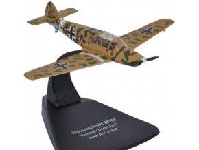 Oxford - Messerschmitt Bf-108 Taifun, ''Rommel Taxi'', 1942, 1/72