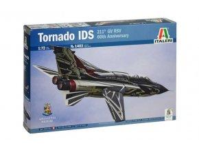 Italeri - Panavia Tornado IDS, 311° GV RSV 60th Anniversary, Model Kit letadlo 1403, 1/72
