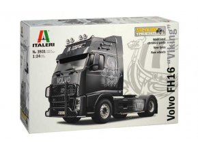 Italeri - tahač Volvo FH16 XXL, 1/24, Model Kit 3931