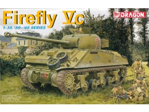 Dragon - M4 Sherman Firefly Vc, 1:35, Model Kit tank 6182