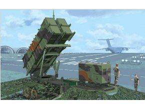 Dragon - taktický mobilní raketový systém MIM-104C Patriot, Model Kit military 3604, 1/35