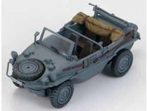 Hobbymaster - VW-166 Schwimmwagen, Wehrmacht, východní fronta, 1/48