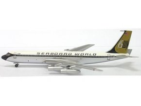 Aviation 400 - Boeing B 707-345C, dopravce Seaboard World, USA, 1/400