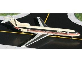 Gemini - Boeing B 727-232A, dopravce PeoplExpress, USA, 1/400