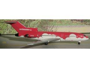 "AeroClassic - Boeing B 727-021, dopravce Northeastern ""Pink Cloud"", USA, 1/400"