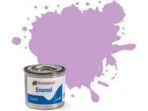 Humbrol barva email AA0042 No 42 Pastel Violet Matt 14ml a88729302 10374