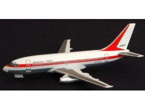 Aviation 400 - Boeing B 737-200, dopravce Boeing Aircraft Company, USA, 1/400