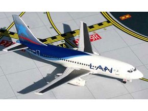 Aviation 400 - Boeing B 737-230, dopravce LAN Airlines, Chile, 1/400