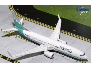 Gemini - Boeing B 737-823WL, dopravce American Airlines, USA, 1/200