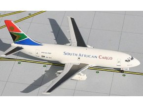 Aviation 400 - Boeing B 737-244AF Cargo, dopravce South African Airways, JAR, 1/400