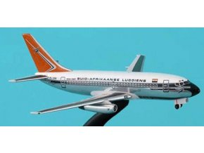 Aviation 400 - Boeing B 737-244, dopravce South African Airways, JAR, 1/400