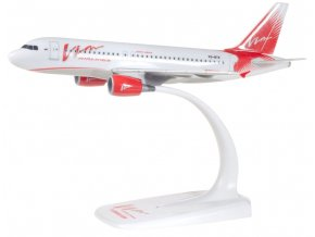 Herpa - Airbus A319-111, společnost Vim Airlines, Rusko, 1/200