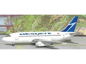 AeroClassic - Boeing B 737-2H4, dopravce WestJet, Kanada, 1/400