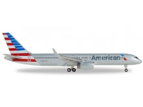 Herpa - Boeing B 757-223WL, dopravce American Airlines, USA, 1/500
