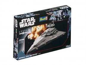 Revell - Star Wars - Imperial Star Destroyer, 1/12300, Plastic ModelKit SW 03609