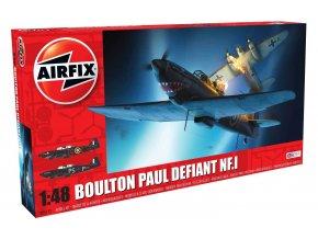 Airfix - Boulton Paul Defiant NF.1, RAF, 1/48, Classic Kit letadlo A05132