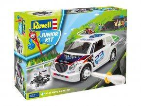 Junior Kit auto 00812 - Rallye Car (1:20)