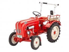 Revell - traktor Porsche Diesel Junior 108, ModelSet 67820, 1/24