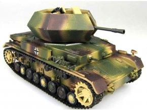 PanzerStahl - Flakpanzer IV Ostwind - pojízdný flak, 1/72