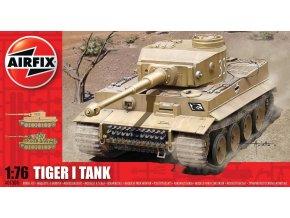 Airfix - Pz.Kpfw.VI Tiger I., 1/76, Classic Kit A01308