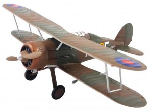 Easy Model - Gloster Gladiator Mk.I, RAF, 112. Sqn., 1/72