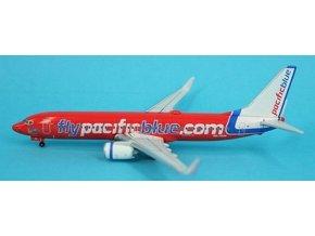 Phoenix - Boeing B737-8BK, dopravce Pacific Blue, Austrálie, 1/400