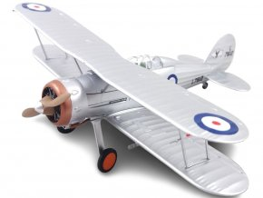 Easy Model - Gloster Gladiator Mk.I, RAF, 33. Sqn., 1/72