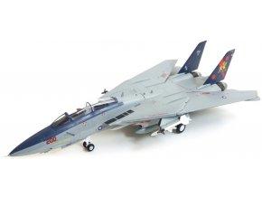"Easy Model - F-14B Tomcat, USN, USS George Washington (CVN-73), VF-11 ""Red Rippers"", 1/72"