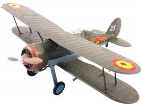Easy Model - Gloster Gladiator Mk.I, belgické letectvo, 1/72