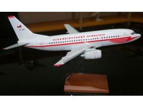 Boeing B737-55S dopravce ČSA Czech Airlines, OK-XGC, Česká Republika, 1/100