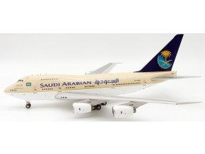 Inflight200 - Boeing  B 747SP-68, dopravce Saudi Arabian Airlines, Saudská Arábie, 1/200