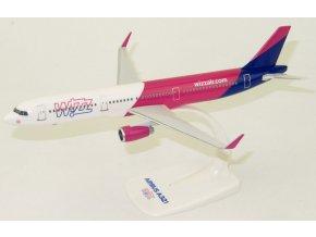 PPC Holland - Airbus A321-231, společnost Wizz Air, Maďarsko, 1/200