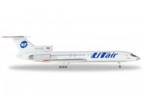 Herpa - Tupolev Tu-154M, dopravce UTAir, Rusko, 1/500