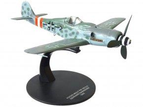Atlas Models - Focke-Wulf Fw-190 D-9, Luftwaffe, Gerhard Barkhorn, 1945, 1/72