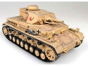 PanzerStahl - Panzer IV. Ausf. F1, DAK, 15.Pz.Div., Lybie, 1942, 1/72