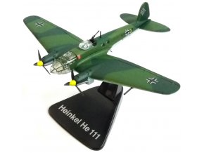 Atlas Models - Heinkel He-111, Luftwaffe, 1/144