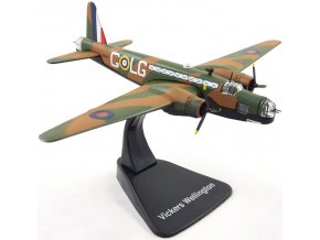 Atlas Models - Vickers Wellington, RAF, 1/144