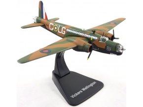 Atlas Models - Vickers Wellington, RAF, 1/144