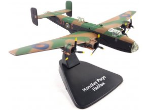 Atlas Models - Handley Page Halifax, RAF, 1/144