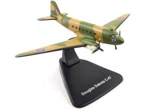Atlas Models - Douglas C-47 Skytrain, RAF, 1/144