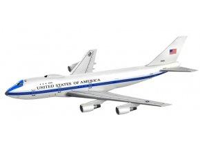 Dragon - Boeing  E-4B, Advanced Airborne Command Post, USA, 1/400