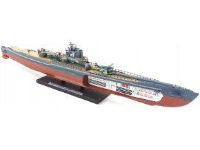 Atlas Models - ponorka třída Sen Toku, I-401, japonské námořnictvo, 1945, 1/350