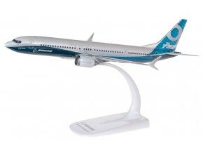 Herpa - Boeing B-737 Max 9, společnost Boeing Aircraft Company, USA, 1/200