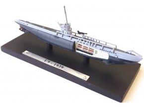 Atlas Models - ponorka Type IIB, U-9, Kriegsmarine, 1939, 1/350