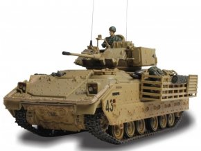Forces of Valor - M3A2 Bradley, Bagdád 2003, 1/32