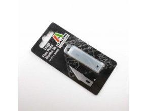 Italeri - náhradní čepele do modelářského nože, 5 ks, 50825