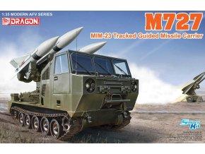 Dragon -  raketový systém M727, rakety  MIM-23, 1/35, Model Kit 3583