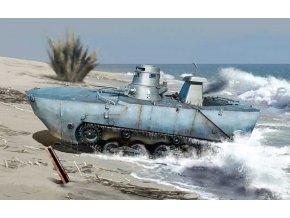 Dragon - plovoucí tank Typ 2 Ka-mi, Model Kit 6916, 1/35